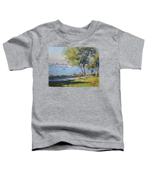 At Tonawanda Park By The River Toddler T-Shirt