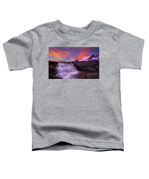 Athabasca On Fire Toddler T-Shirt