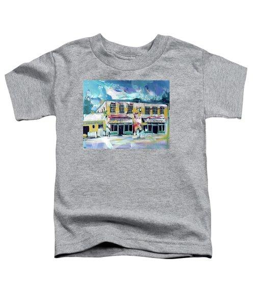 Athens Ga The Grit Toddler T-Shirt