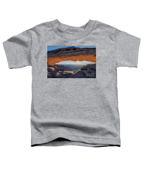 Au Naturel Arch Toddler T-Shirt