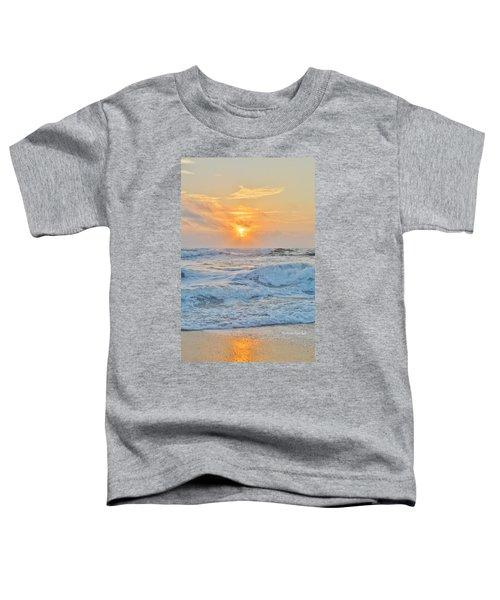 August 28 Sunrise Toddler T-Shirt