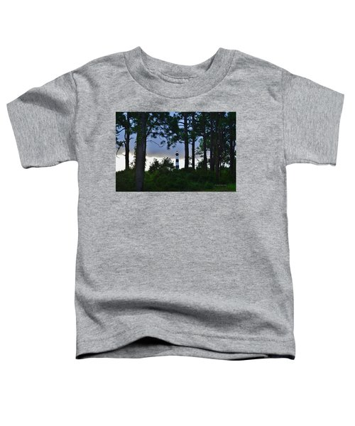August 9 Bodie Lt House Toddler T-Shirt