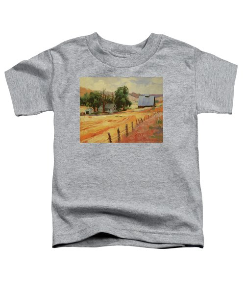 August Toddler T-Shirt
