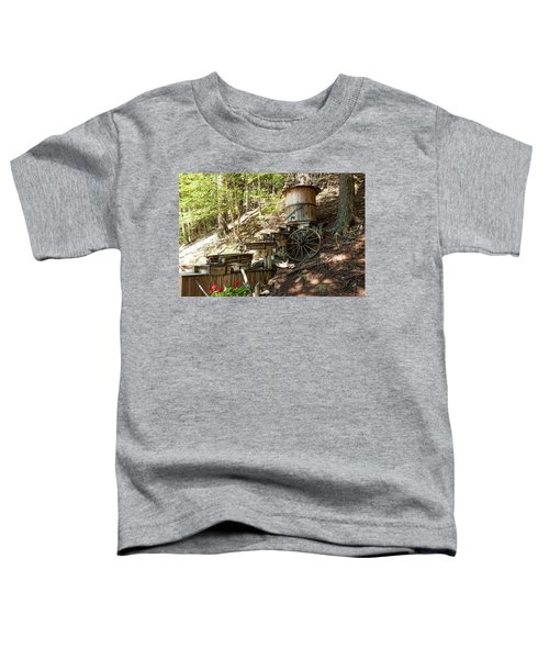Ausable River Mining Company Toddler T-Shirt