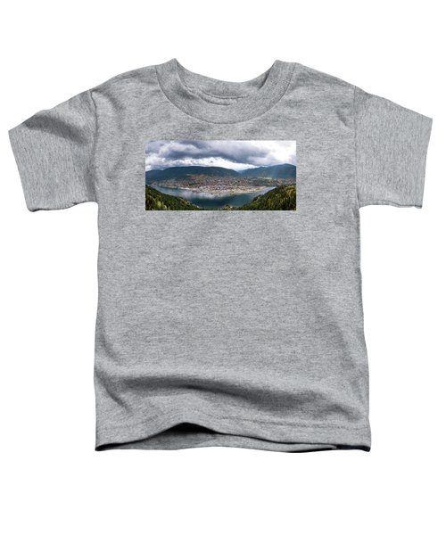 Autumn At Nelson Toddler T-Shirt