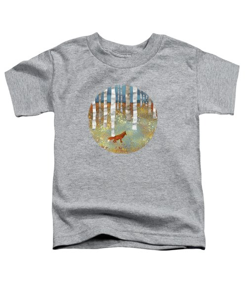 Autumn Fox Toddler T-Shirt