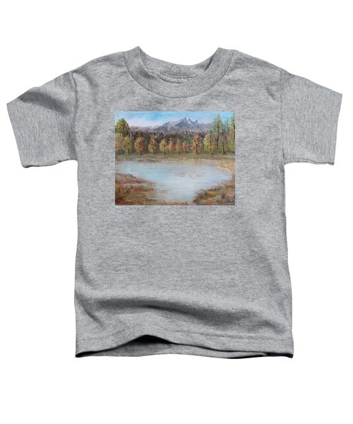 Autumn In Maule Toddler T-Shirt