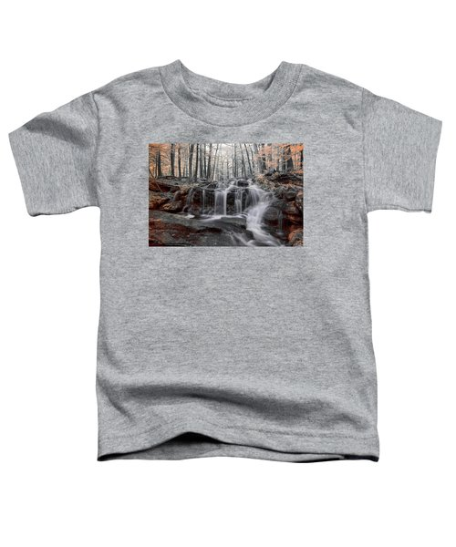 Autumn In Spring Infrared Toddler T-Shirt