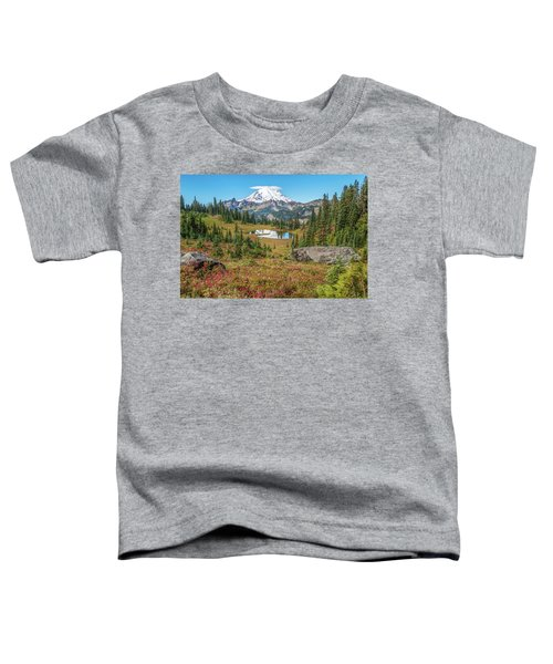 Autumn Meadow Toddler T-Shirt