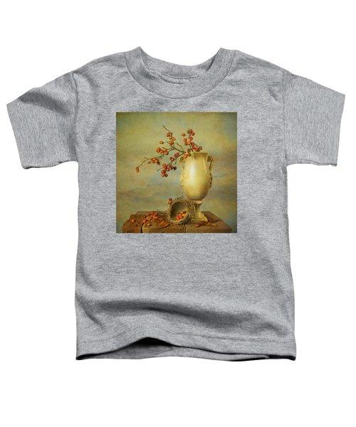 Autumn Still Life Toddler T-Shirt