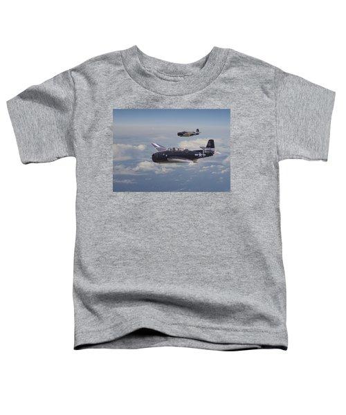 Avenger Strike Toddler T-Shirt