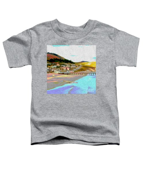 Avila Paddle Toddler T-Shirt