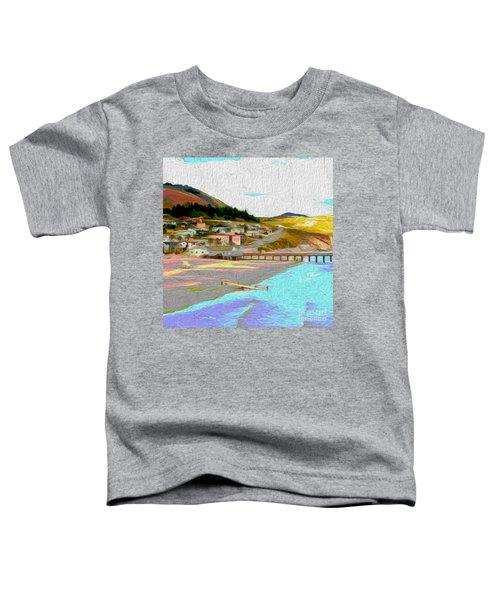 Avila Paddle Toddler T-Shirt