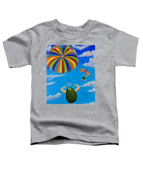 Avocado's From Heaven Toddler T-Shirt