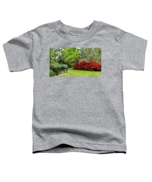 Azalea Time Toddler T-Shirt