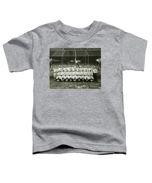 Babe Ruth Providence Grays Team Photo Toddler T-Shirt