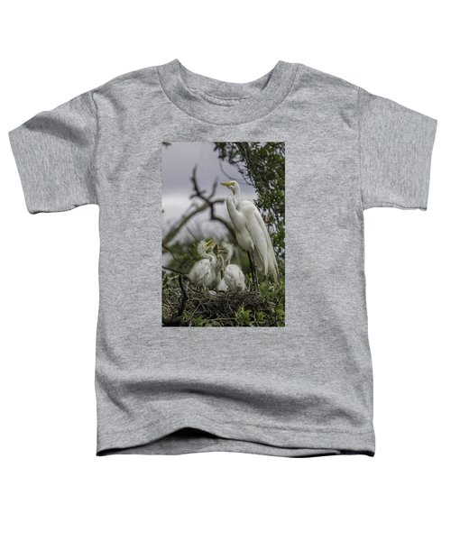 Babies In The Nest Toddler T-Shirt