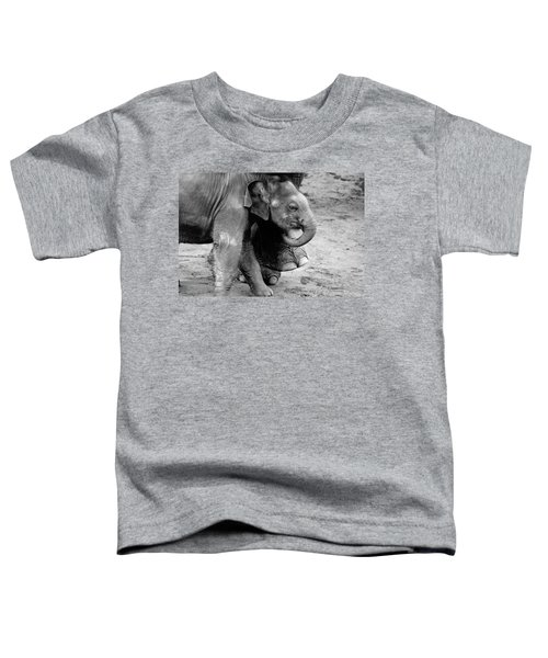 Baby Elephant Security Toddler T-Shirt