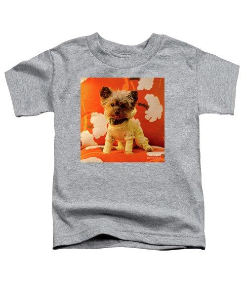 Baby Mel In Pjs Toddler T-Shirt