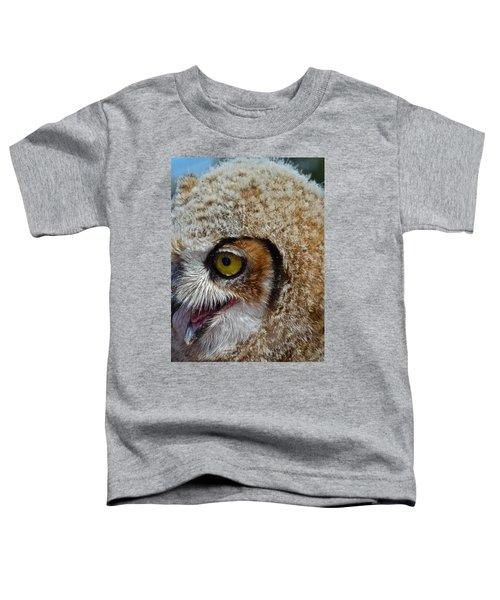 Baby Owl Toddler T-Shirt