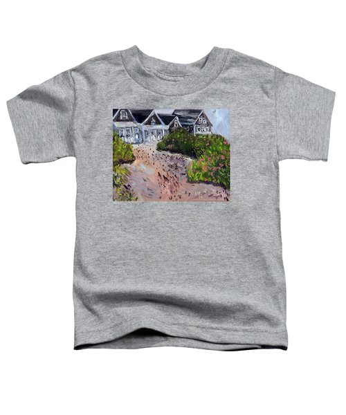 Back From The Beach Toddler T-Shirt