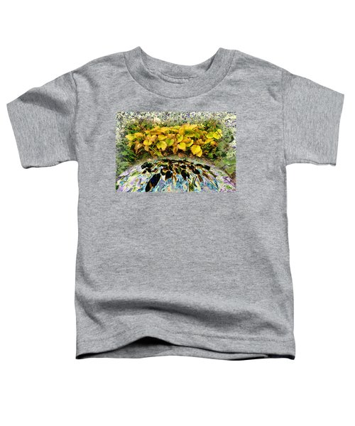 Backyard Portal.... Toddler T-Shirt