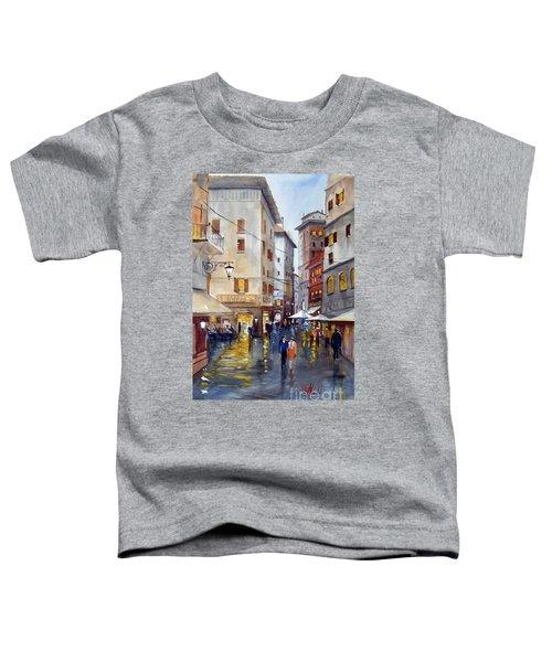 Baffettos Rome Toddler T-Shirt