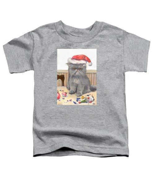 Bah Humbug Toddler T-Shirt
