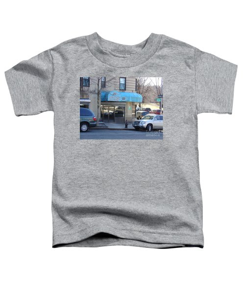 Baker Field Deli Toddler T-Shirt by Cole Thompson