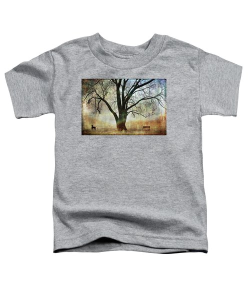 Balance And Harmony Toddler T-Shirt