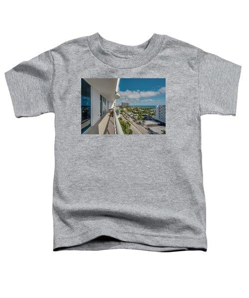 Balcony Life Toddler T-Shirt