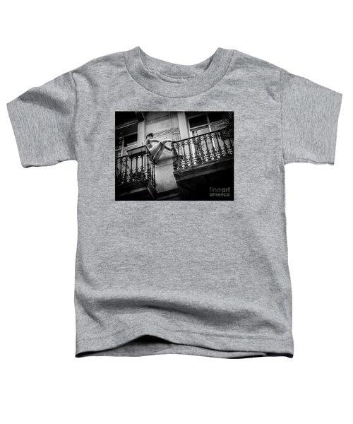 Balcony Scene Toddler T-Shirt