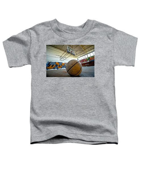Ball Is Life Toddler T-Shirt