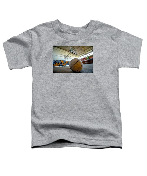 Ball Is Life Toddler T-Shirt