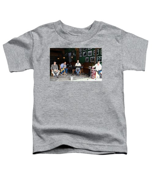 Band On Calle Ocho Toddler T-Shirt