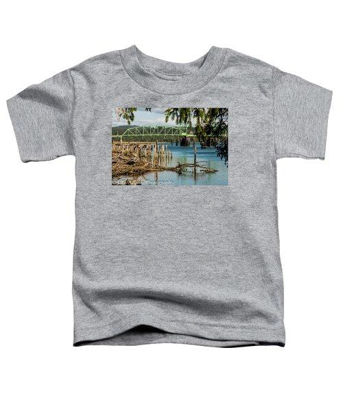 Bandon Drawbridge Toddler T-Shirt