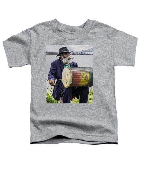 Bang That Drum Toddler T-Shirt