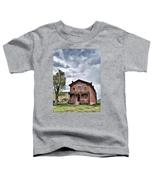 Bannack Mt. 7 Toddler T-Shirt