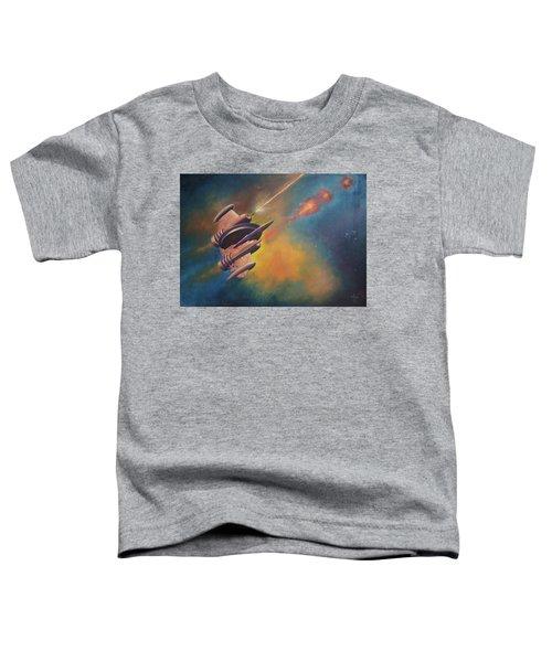Bantam Cruiser Toddler T-Shirt