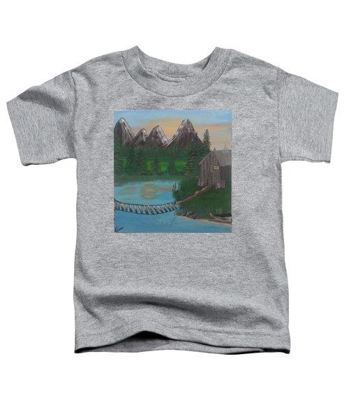 Barbs Place Toddler T-Shirt