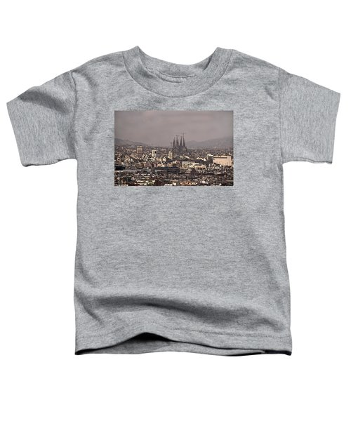 Barcelona Toddler T-Shirt