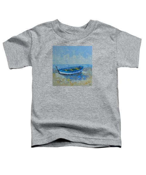Barque Provencal Toddler T-Shirt