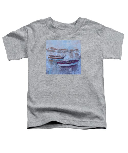 Barques De Provence Toddler T-Shirt