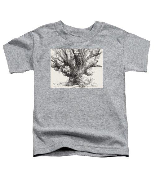 Barringtonia Tree Toddler T-Shirt