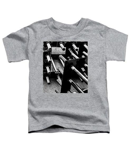 Bars Toddler T-Shirt