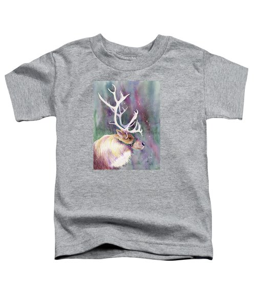 Basking In The Lights Toddler T-Shirt