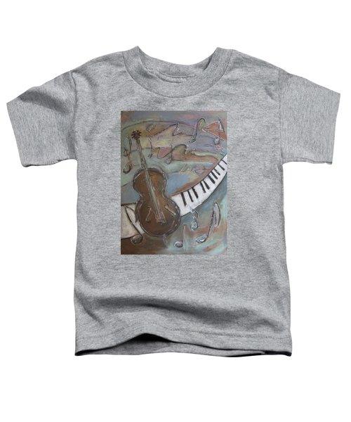 Bass And  Keys Toddler T-Shirt