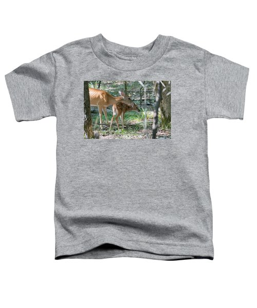 Bath Time Toddler T-Shirt