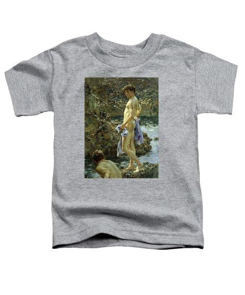 Bathing Group Of 1914 Toddler T-Shirt