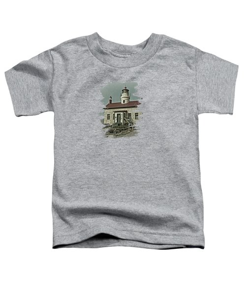 Battery Point Lighthouse Toddler T-Shirt